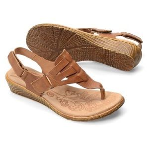 Born Karis Sandals in Tan